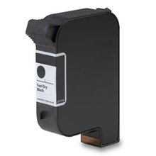 Compatible C6195A Fast Drying Black Inkjet cartridge for pitney bowes DA400 DA500 DA50S DA550 DA55S DA700 DA70S Address Printers