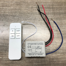 1 Way AC 220 V RF Remote Digital Wireless Remote Control Switch ON/OFF Ceiling Fan Panel Control Switch For Light Bulb wireless 6 channels on off dc12v remote control switch digital remote control switch for alarm
