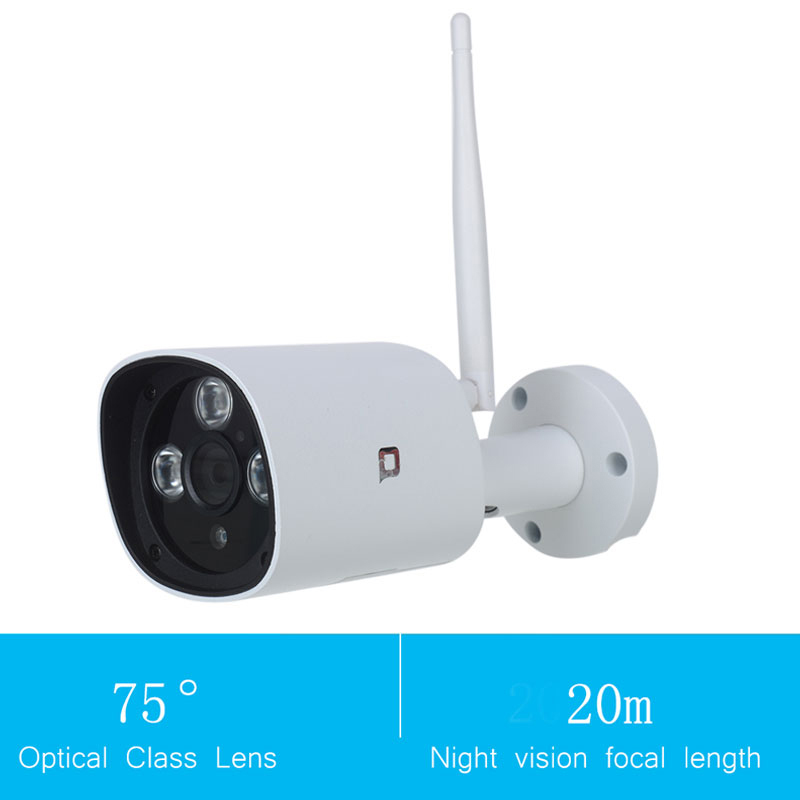 HD 1080P Night Vision Distance 20 m <font><b>IP</b></font> Camera Onvif 2.4 IP66 Waterproof WI-FI Camera Outdoor Wireless <font><b>IP</b></font> Cam for Smartphones image