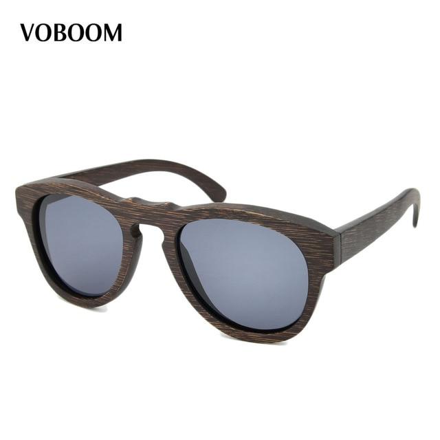 VOBOOM - Lunettes de soleil - Homme - vert - 9gzSvEu