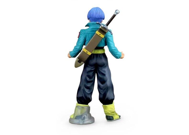 Banpresto Dragon Ball Z MSP Master Stars Piece Trunks Douglas Complete Figure