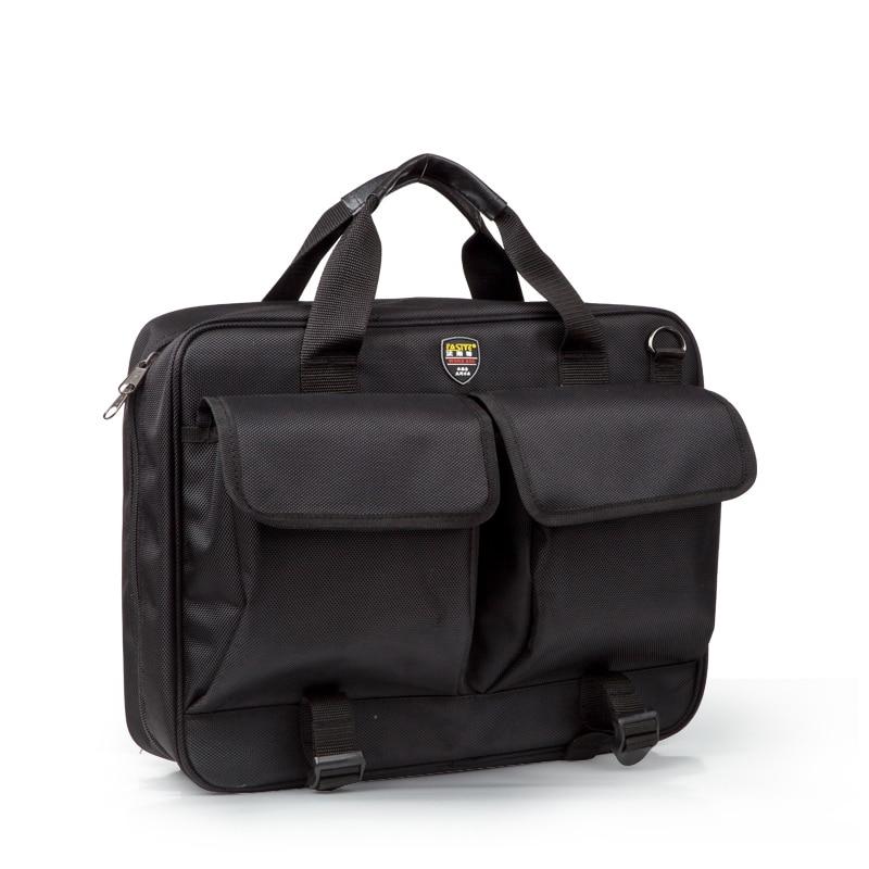 ФОТО Multifunctional Waterproof Repair Tools Bag Electric Tools Handbag Tool Bags Black Free Shipping