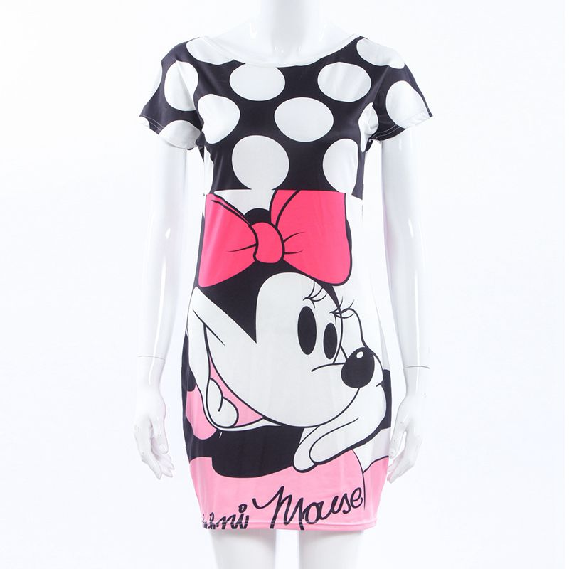 Casual women's clothing Stylish mini dress  1