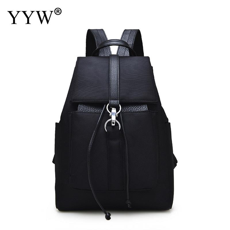 Oxford Black Backpack Women Backbags High Quality Travel Backpacks For Teenage Girls Female School Shoulder Bag Bagpack Mochila
