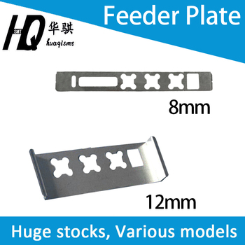 Feeder Plate for NXT Fuji chip mounter PB01643 PB01644 PB01842 PB01841 8mm 12mm SMT SMD spare parts