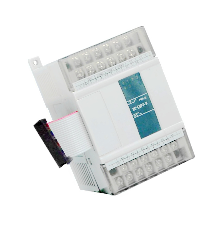 NEW XC-E4DA-B-H 12Bit 4AO plc expansion modules elc12 e 8dc da r standard elc 12 series expansion modules 4 input 4 output