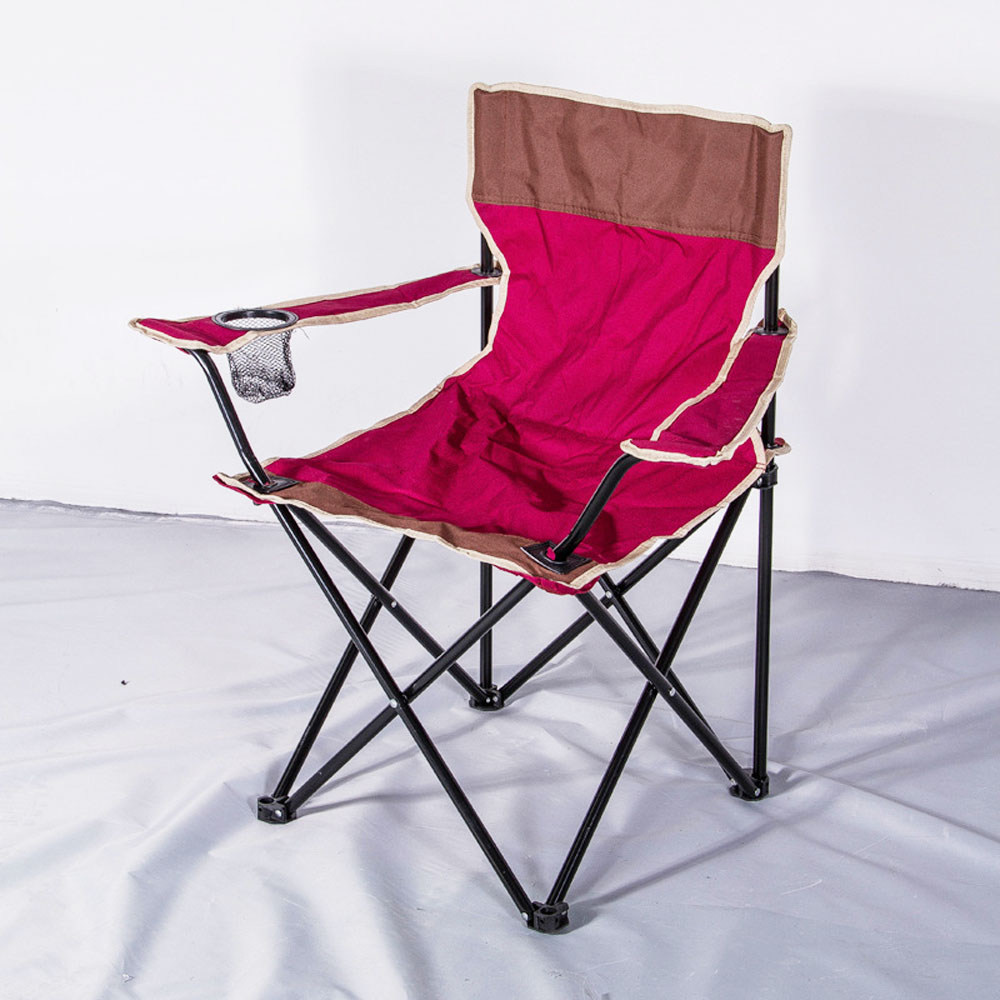 цена на Luxury Portable Garden Detachable Camping Aluminium Alloy Extended Chair Folding Fishing BBQ Beach Chair For Outdoor Activities