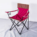 Luxury Portable Garden Detachable Camping Aluminium Alloy Extended Chair Folding Fishing BBQ Beach Chair For Outdoor Activities