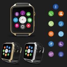 Sport Smartwatch Mit Sim-karte Bluetooth Smart Uhr Für Samsung iPhone IOS Android Armbanduhr Tragbare Elektronische Gerät