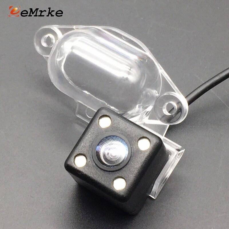 EEMRKE For Nissan X-Trail Xtrail X Trail T30 2001-2007 CCD HD Car Camera Rearview Backup Camera Reverse Parking Camera