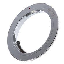 เลนส์แหวนอะแดปเตอร์สำหรับOlympus omเลนส์Canon EOS 80D 6D 5D 1300D T6 77Dตัวกล้อง