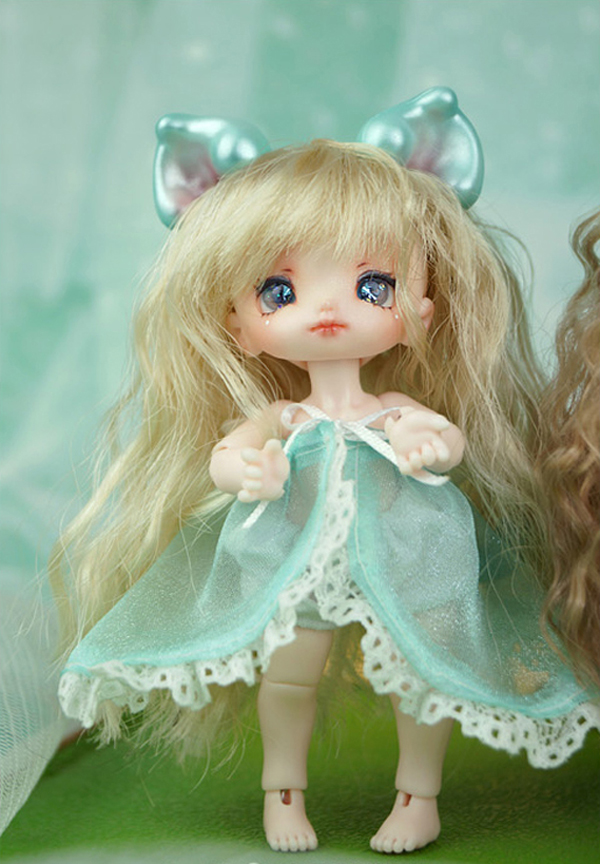 BJD 1/12 modelo de bebé muñeca Palma bjd ojos libres envío gratis muñecas lindas-in Muñecas from Juguetes y pasatiempos    3