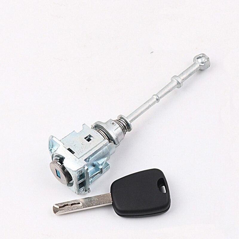 Car Accessories New Styling Left Door Lock Set Key For Citroen C5