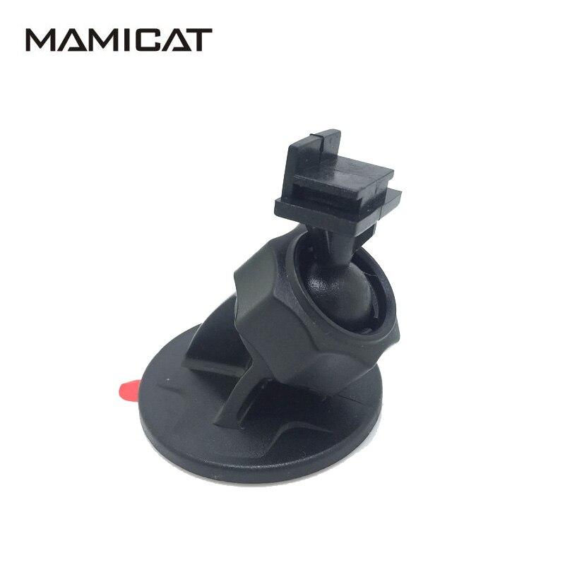 Général Noir L en forme de Double-Face De Conduite Enregistreur de Voiture DVR Support Vis Connecteur Crémaillère DV GPS Caméra Support à