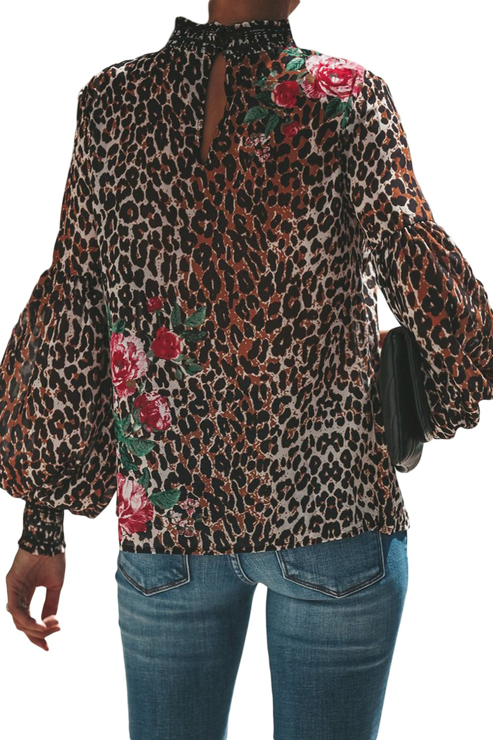 Leopard-Peony-Print-Smocked-Long-Sleeve-Blouse-LC251632-20-2