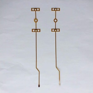 Image 2 - 1pc שמשה קדמית כיסוי LED שטוח כבל LCD חיבור כבל עבור המנון IFS 15M סיבי כבלר