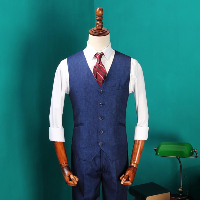 Kostume të reja të veshjes së dasmave të burrave të mbërritura - Veshje për meshkuj - Foto 4