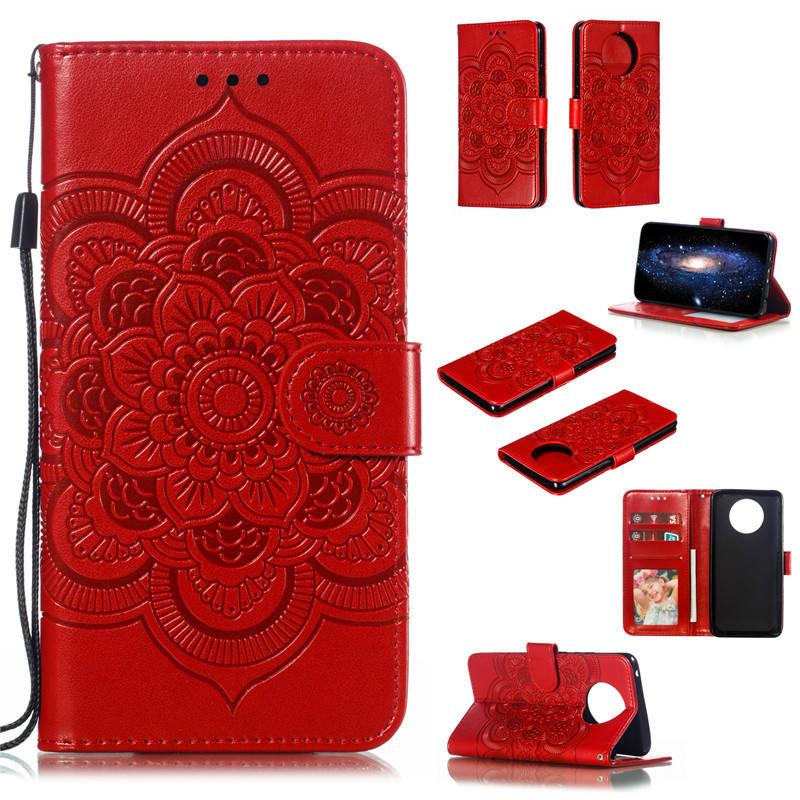 9 Pureview <font><b>Case</b></font> For <font><b>Nokia</b></font> 1 2.1 3.1 4.2 5.1 6.1 <font><b>7.1</b></font> 8.1 9.1 Plus X7 X6 Flip Wallet Flower Luxury Leather Back Card Cover Celular image