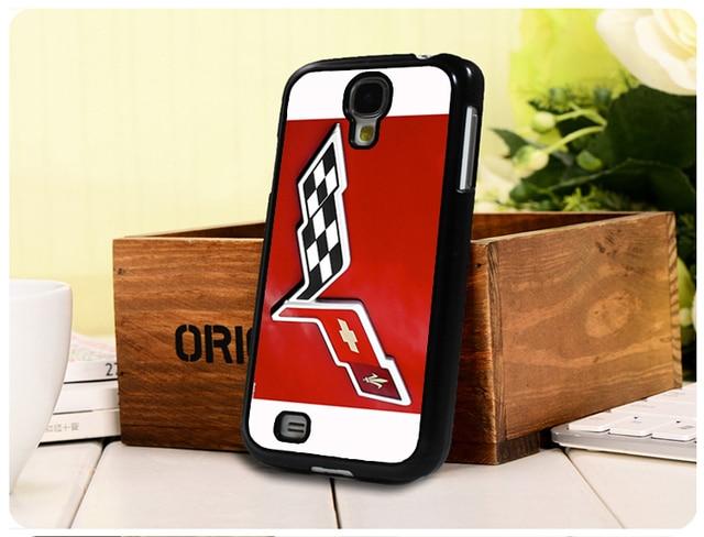 For Corvette Logo Car Wallpaper HD Skilal For Ford Original Plastic Phone  Cases For SAMSUNG S3