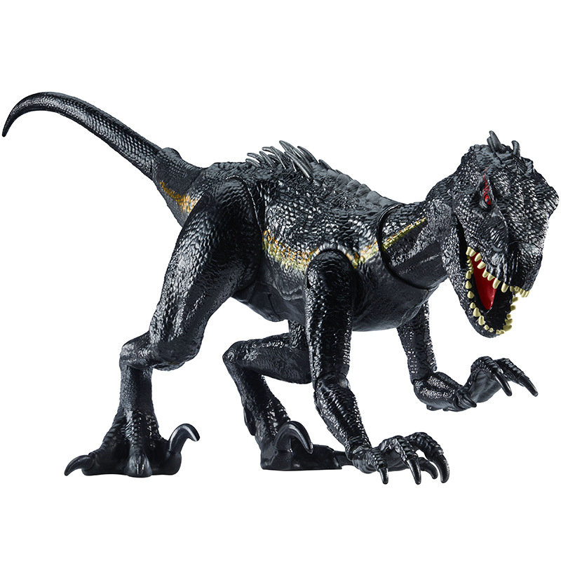 Jurassic World Park Tyrannosaurus Rex Velociraptor Dinosaur Model Toys Animal Plastic PVC Action Figure Toy For Kids Gifts цена