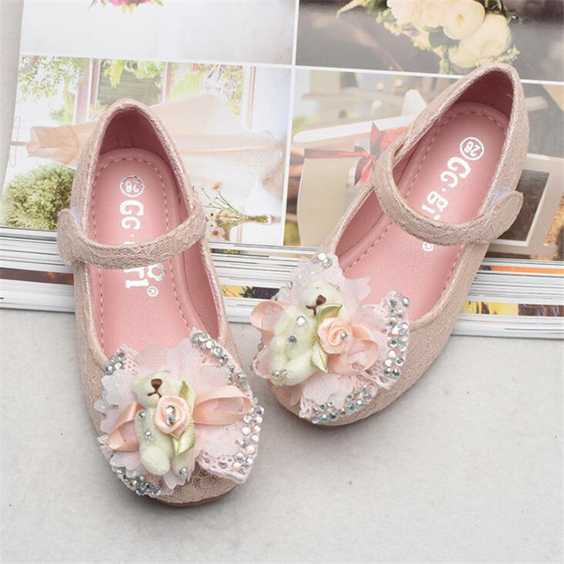 Spring Girls Shoes Wedding Dance Party