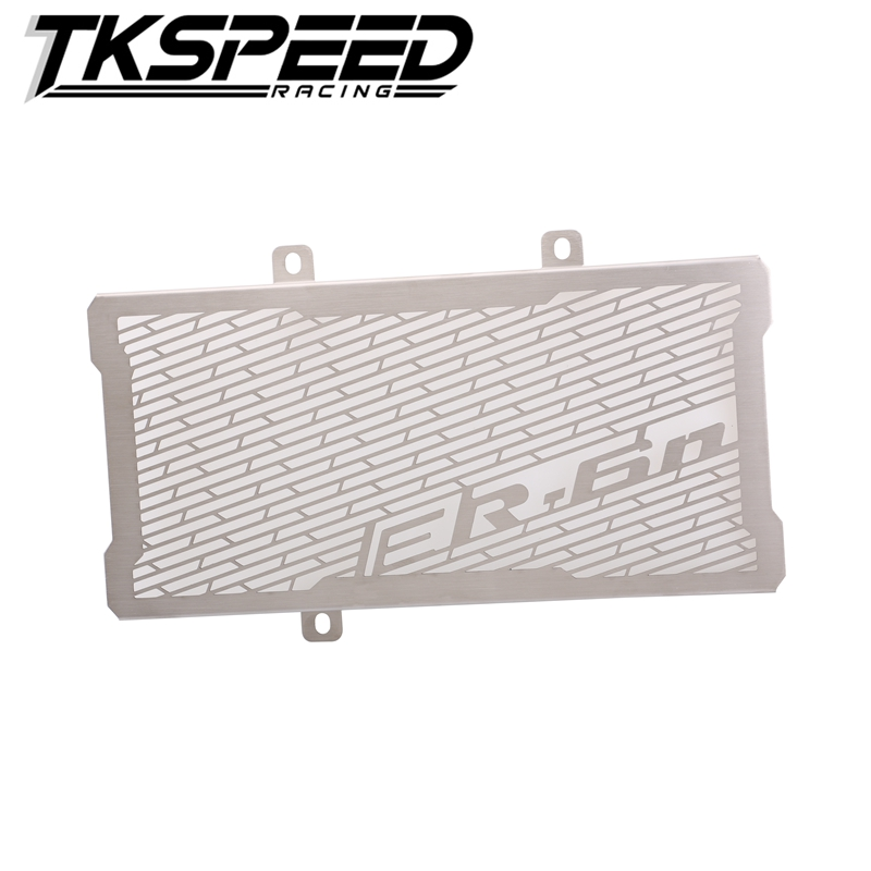 FREE SHIPPING For Kawasaki ER6N ER-6N 2012 2013 2014 2015 2016 Motorcycle Accessories Radiator Grille Guard Cover Protector radiator protective cover grill guard grille protector for kawasaki versys 1000 2012 2013 2014 2015 2016