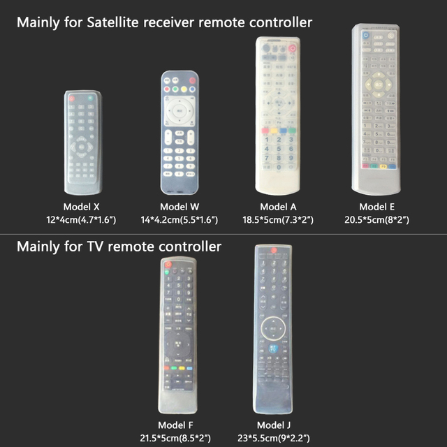 For Haier Gree Samsung Skyworth LG TV BN59-01026A Hisense K906 KK-Y345 CN-31658 Air Condition Remote Control Cover Case Samsung