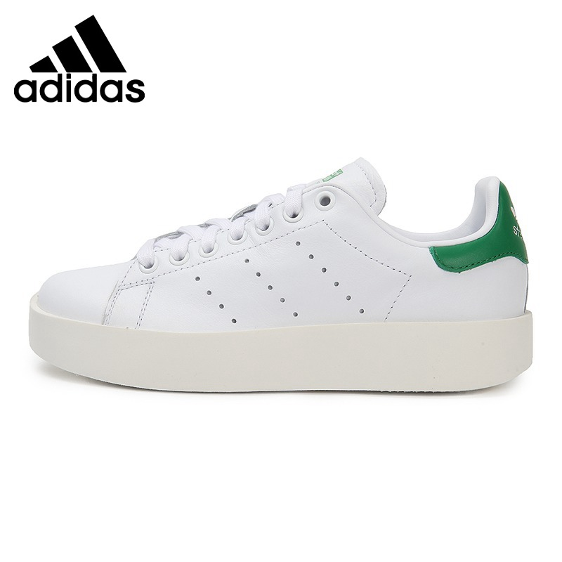 87ce95e5a5 US $136.03 31% OFF|Original Authentic Adidas Originals BOLD Women's  Skateboarding Shoes Sneakers Green Hard Wearing Classics Comfortable  Durable-in ...