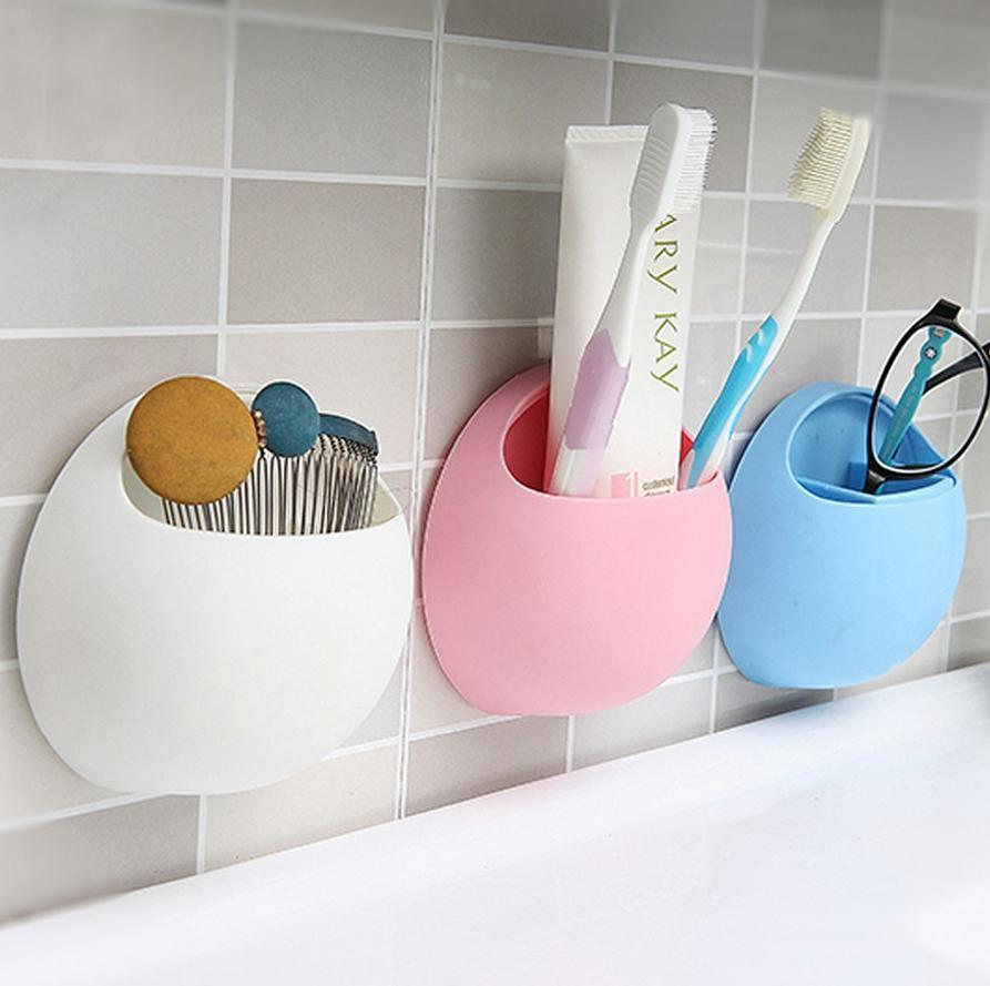 PVC toothbrush holders