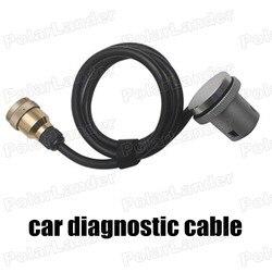 Skaner diagnostyczny samochodu kable i adapter diagnostyczny złącza działają dla BENZ dla MB star c3 38 pinów