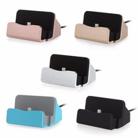 New Original Sync Data USB Charger Dock Stand Station Cradle Charging Dock Station For Apple IPhone