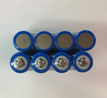 50pcs/lot TrustFire 3.7V TR10440 600mAh 10440 Li-ion Battery Rechargeable Batteries for LED Flashlights Headlamps