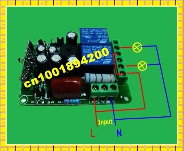 220 В 2 канала RF беспроводной пульт дистанционного управления Переключатель системы дистанционного освещения 315/433 1 Приемник 2 передатчик код обучения
