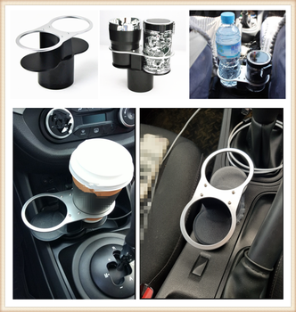 Auto Accessories Drink Water Coffee Bottle Holder Cup Shelf for BMW E46 E39 E38 E90 E60 E36 F30 F30 image