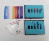 1 Pc New Brand Graphtec CB09 Blade Holder 5 Pcs 60 5 PCS 45 Degree Blades