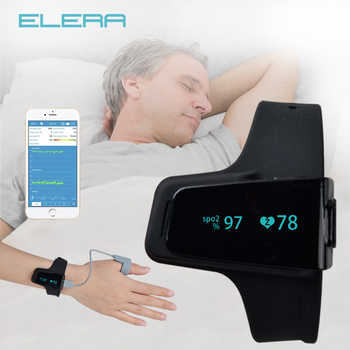 ENVN Pulse Oximeter Watch Bluetooth Smart Wrist Portable OLED Sleep apnea Monitor Insomnia Heart Beat Finger Pulsioximetro - DISCOUNT ITEM  0% OFF All Category