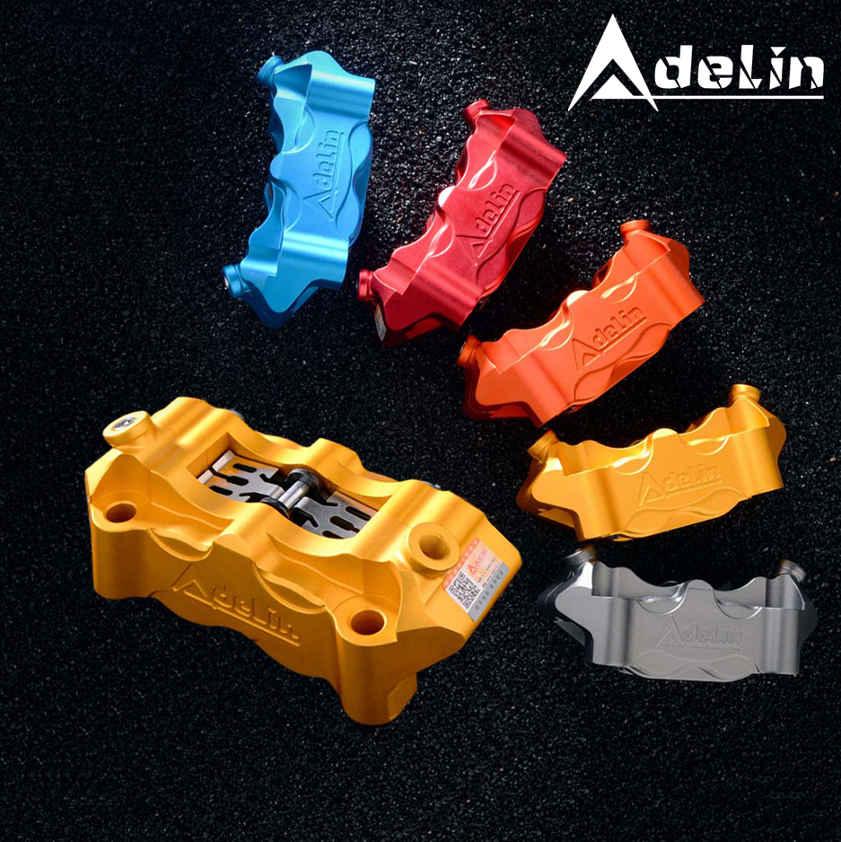 ADELIN ADL-12 Radial Mount Caliper Motorcycle Master Cylinder Street bike for Honda Kawasaki Suzuki KTM Yamaha Disc Brake for honda cb600f cb900f hornet cb1000r motorcycle upgrade front brake system radial brake master cylinder
