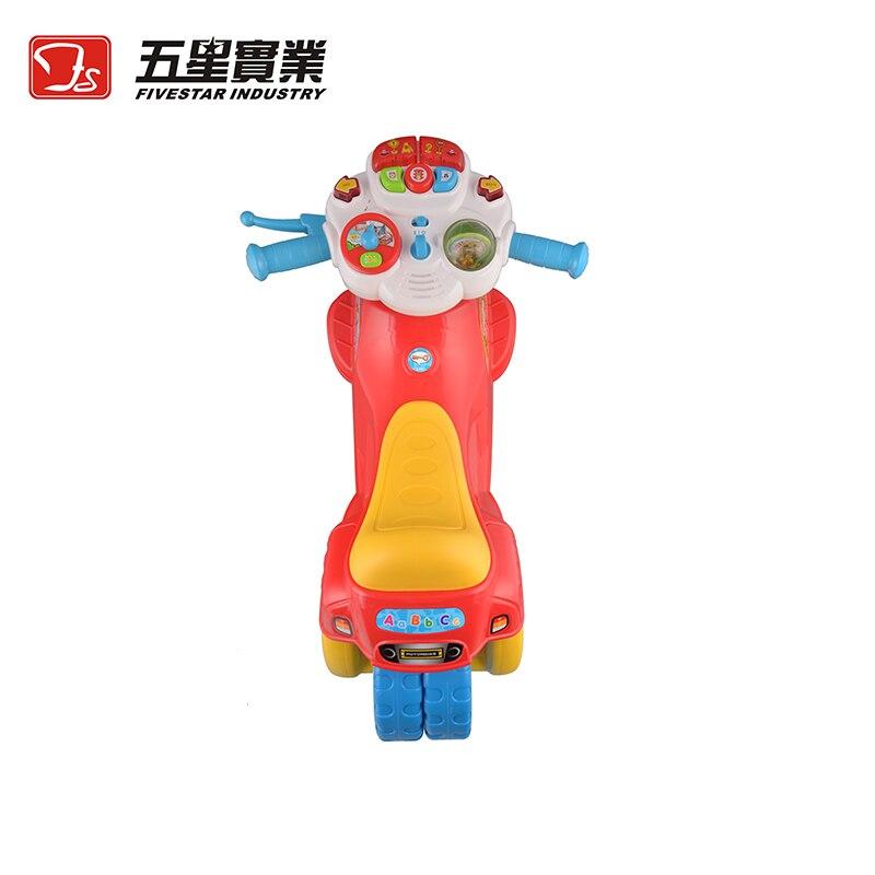 FS TOYS 1 SET 35382 plastique enfants scooter ride on jouets voiture électrique pour enfants bébé moto tricycle bébé vélo 2-4 ans - 4