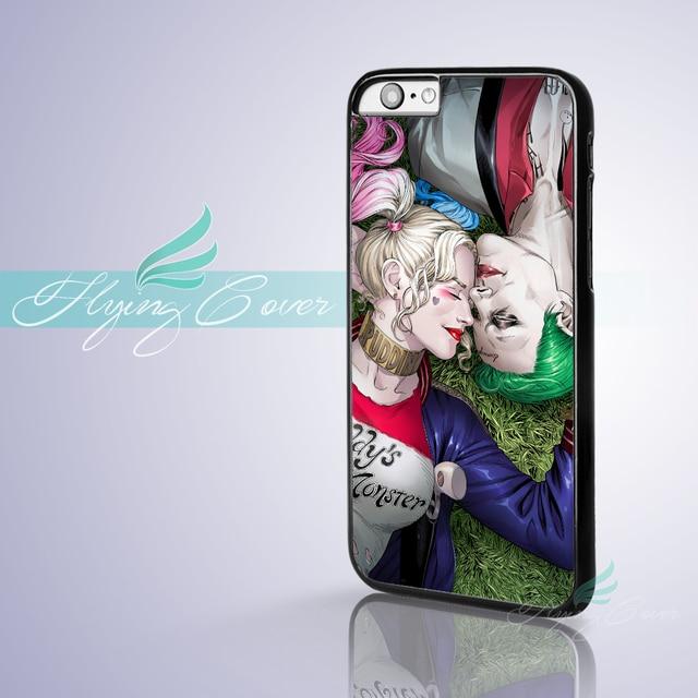 coque iphone 8 plus harley quinn