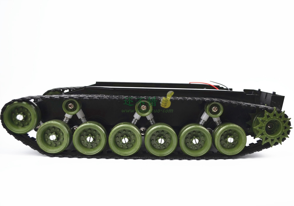 Shock absorber chassis large tracked vehicle suspension video car rubber smart car economyShock absorber chassis large tracked vehicle suspension video car rubber smart car economy