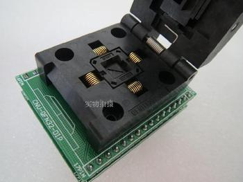 Original IC Test Seat QFN32 QFN33 burner QFN32-DIP32 conversion Socket Adapter size 5X5MM PITCH0.5MM
