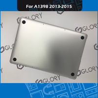 Brand New A1398 Bottom Case For Macbook Pro Retina 15 A1398 Bottom cover Replacement 2013 2014 2015