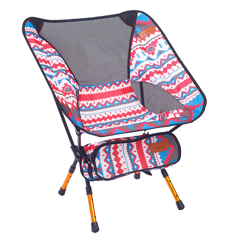 Astonishing Light Moon Chair Portable Garden 7075 Chair Fishing Seat Camping Adjustable Or Fixed Height Folding Gmtry Best Dining Table And Chair Ideas Images Gmtryco