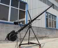 Стрелы крана 10 м 2 оси Octagon поворотник Глава Портативный камеры Кран DSLR с игрушкой и монитор фабрика питания