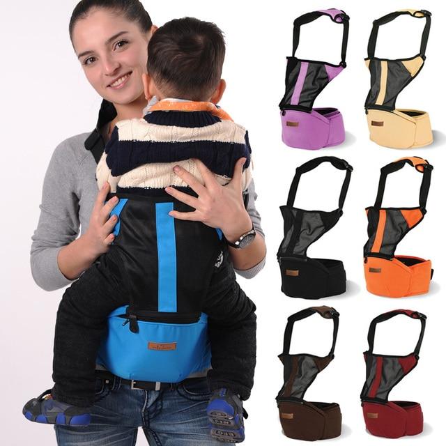 dc89415aa59 Porte-bébé Pour Bébé Portable Hipseat Bébé Ceinture Sling Respirant Taille  Tabouret 2 En 1