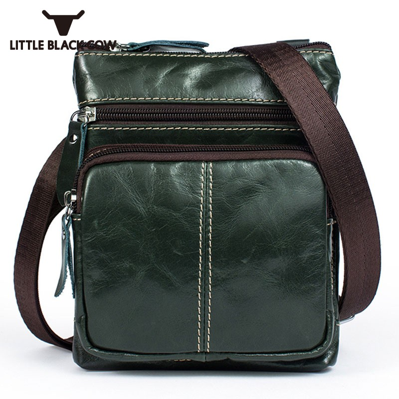 32589b25f7 Aliexpress.com   Buy Hot Sale Small Flap Messenger Bags Male Purse Packing  Travel Pouch Zipper Softshell Leather Crossbody Bags 12 Colors Sling Bag  from ...