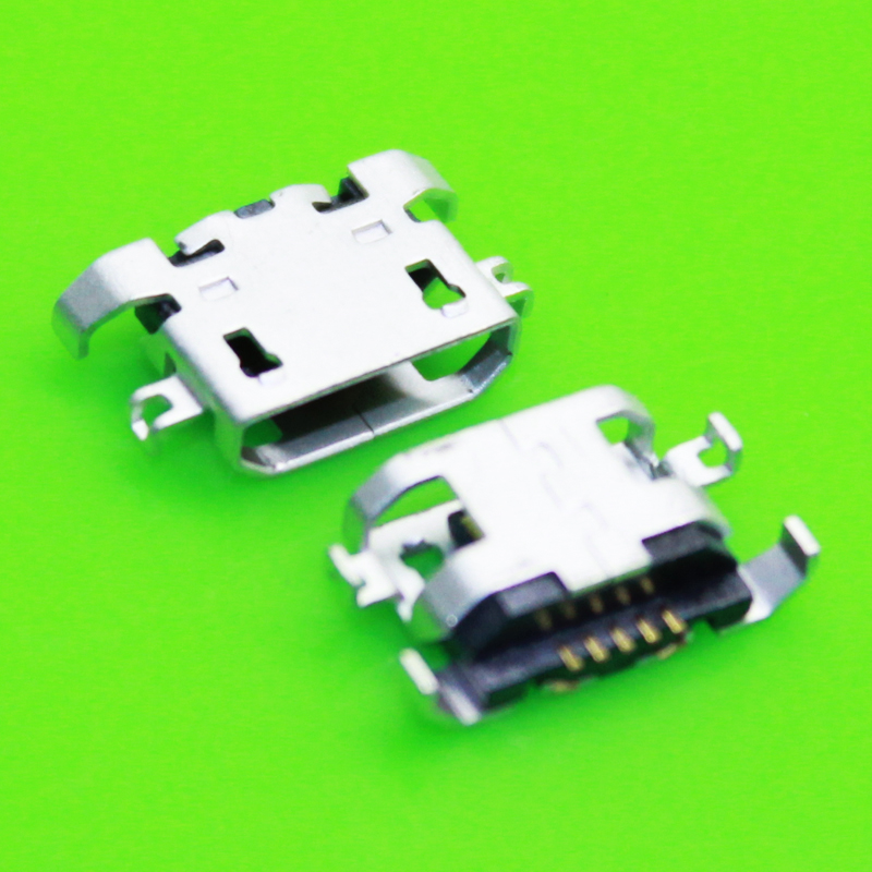 ChengHaoRan 2 - 10pc 5pin Connector Dock Port Charging Micro USB Input Charge Jack For Motorola MOTO G5 XT1672 XT1676