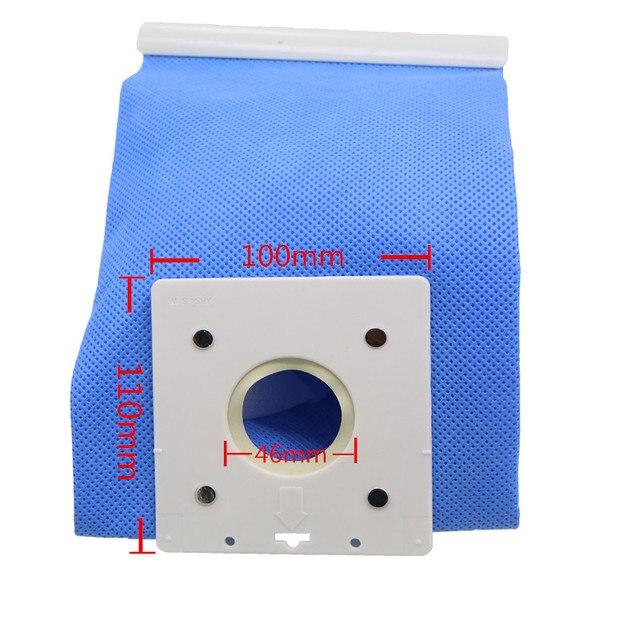 Haute qualité pièce de rechange Non-tissé tissu sac DJ69-00420B pour Samsung aspirateur sac à poussière à Long terme filtre sac SR057