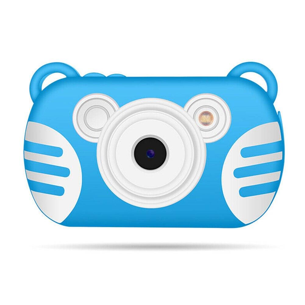 Enregistrement appareil Photo numérique Anti-secousse vidéo étanche à la poussière dessin animé mignon Photo cadeaux étanche enfants anniversaire Portable jouet Anti-chute