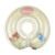 Flutuar bebê Pescoço Natação Anel Pescoço Natação Bebê Recém-nascido com Bomba de Piscina anel da Nadada para 0-24month Bebê Colchão de Presente Dos Desenhos Animados